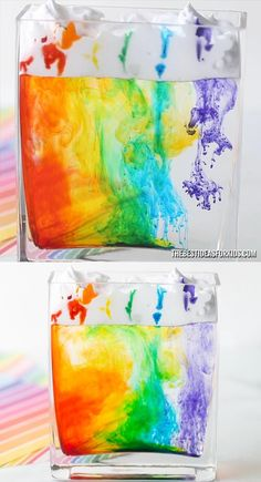 Rain Clouds in a Jar 🌧️ – such a fun science experiment for kids! A fun STEM activity for kids too. – contemporary science crafts for kids , science , science experiments for kids , experiments kids fun Science Experiments For Preschoolers, Science Projects For Kids, Cool Science Experiments, Preschool Science, Science For Kids, Art Projects, Science Crafts, Science Daily, Science Education