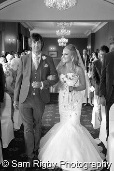 The Wedding of Heather & Phil Weaver on the 22 August 2014 at Haigh Hall, Wigan - Sam Rigby Photography - To see more images from this beautiful wedding visit https://www.facebook.com/samrigbyphoto
