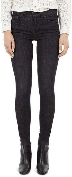 Gerard Darel Sally Skinny Jeans in Black