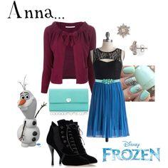 """""""Anna - Disney's Frozen"""""""