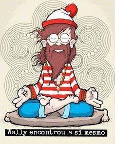 Onde está Wally?