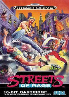 Street of rage #Megadrive #SEGA