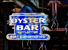 Old Oyster Bar formerly on Navy Blvd in Pensacola, FL.