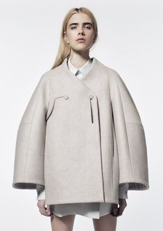The Kenta Matsushige Fall/Winter 2014 Collection Embodies Minimalism http://trendhunter.com shopping.downjacketshoponline.com $190 #WhatSheWants Do Not Lose The Chance To Own Moncler jacket With A Low Price