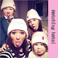 Sav And Cole, Family Of Five, Cute Photos, Youtubers, Winter Hats, Crochet Hats, Fan, People, Instagram