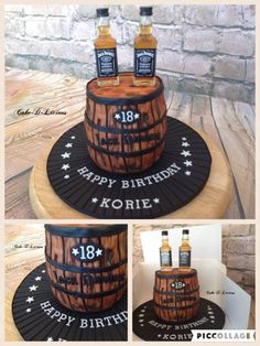 Jack Daniels - Cake by Cake-D-Licious
