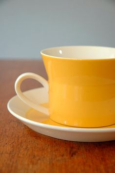 Ben Seibel Mikasa Duplex Cup and Saucer