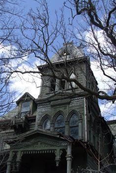 Webster Wagner Mansion in Palatine Bridge, NY