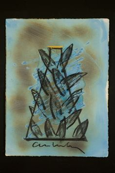 Dale Chihuly — Drawings