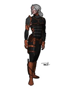 TSBranch's Superheroic Redesigns | Page 2 | The Mary Sue | Ravager