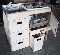 kitchen module