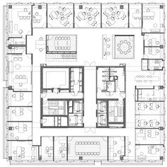 Die 33 Besten Bilder Von Buro Grundriss Office Designs Office