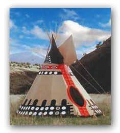 I purchased an 18' tipi from them in 1974, and spent two comfortable winters at 9000' elevation, high on the Continental Divide in Colorado. They are honest and have integrity. Ask for Jeb - tell him Lew from Shelter sent you.