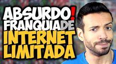 ABSURDO! INTERNET LIMITADA COM FRANQUIA MENSAL no BRASIL!
