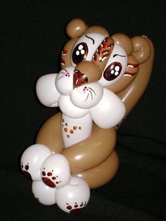 The Very Best Balloon Blog: Drawing on Balloons... and bring your designs to life!