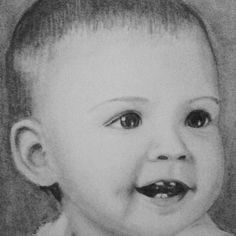 #bevssketches #babylisa #pencilportraits #portraitsoninstagram