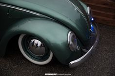 Volkswagen front