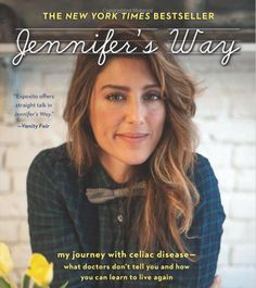 I'm Inspired by Jennifer Esposito's Celiac Story and want to share some interesting information I obtained from her about Celiac Disease. Jennifer Esposito Blue Bloods, Learning To Live Again, Celiac Disease, Ncis, Best Sellers, Told You So, Inspired, Inspiration, Food