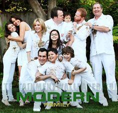 La famille moderne