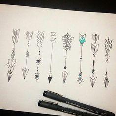 30 great arrow tattoos for women - tattoos - 30 amazing arrow tattoos for . - 30 great arrow tattoos for women – tattoos – 30 amazing arrow tattoos for women arrows are quic - Neck Tattoos, Body Art Tattoos, Tatoos, Tree Tattoos, Maori Tattoos, Tribal Tattoos, Tattoo Son, Diy Tattoo, Knot Tattoo