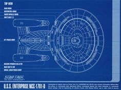 Star Trek Blueprint Collection