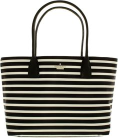 Kate Spade Women'S Classic Nylon Catie Leather Top-Handle Tote