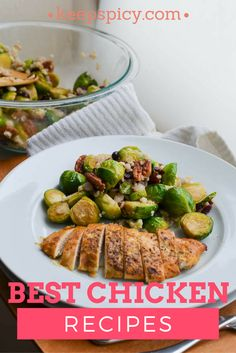 Chicken Yummm, Let's not talk enough today and jump right into it. Some of the best chicken recipes