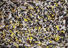 Jackson Pollock.