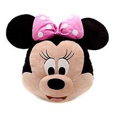 Disney Minnie Maus - Riesengesicht-Kissen