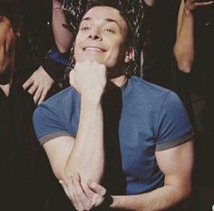 ♡ Young Jimmy Fallon, James Thomas, I Love Him, My Love, I Laughed, Hot Guys, Fangirl, Hilarious, T Shirts For Women