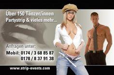 Stripperin aus Ahlen buchen! Junggesellenabschied und kein Striptease? Nicht mit unserer Unterstützung! Unsere preiswerten und professionellen Tänzerinnen werden sich garantiert um ihre Angelegenheit kümmern!