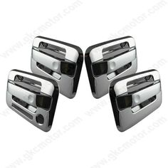 AAL FOR 2013 14 15 16 ESCAPE Chrome TAILGATE COVER 4 door handle Cover