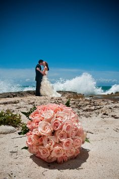 Mexican Wedding Photos - beautiful bouquet shot
