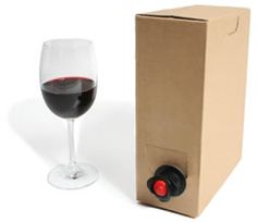 boxed wine - not a source