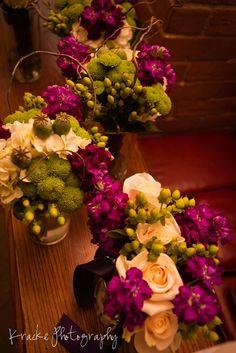Stacy K Snapshot: Colgate Divinity   Rochester NY Wedding Florist