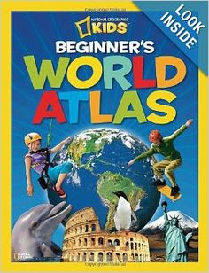 Houghton mifflin harcourt journeys common core readers notebook national geographic kids beginners world atlas national geographic 9781426308383 amazon fandeluxe Images