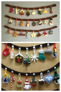 Days To Christmas, Christmas Jumpers, Christmas Bells, Beginner Knitting Projects, Knitting For Beginners, Knitting Patterns Free, Free Knitting, Mini Christmas Stockings, Pumpkin Patterns