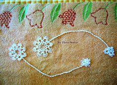 By There Maria: Marca Páginas Bookmarks Frivolite