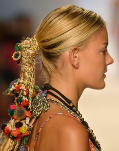 Be the Prettiest Girl on the Whole Entire Beach With this New Look: The Warrior Princess Braid (Seriously, Just Look)