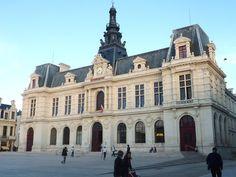 Ville de Poitiers, Vienne, Poitou-Charentes, France