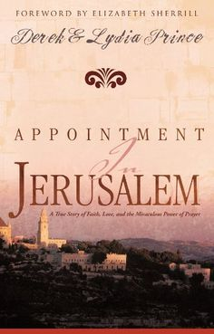 Appointment In Jerusalem.. I got this soon after my Pastor mentioned it in his sermon.. It is worth reading, indeed!