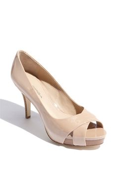 Love this shoe, finally have a nude pump! - Via Spiga 'Unity' Pump | Nordstrom
