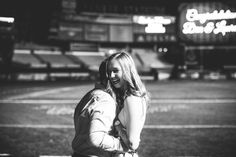 This marriage proposal at the Yankee Stadium is a must read. He planned the whole thing perfectly!