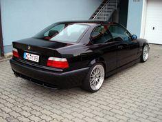 BMW E36 BBs LeMans wheels