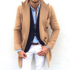 Nice style and color combination