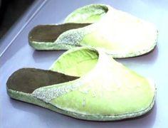 Arwen's slippers, ROTK