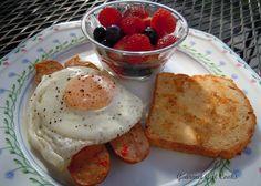 Gourmet Girl Cooks: Beautiful Sunday Breakfast...