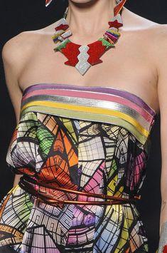 Jean Paul Gaultier Spring 2013 - Details