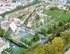 Le Albere - Trento Italy - Renzo Piano