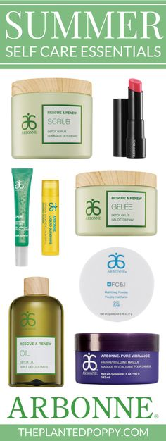Treat yourself to summer self care that is vegan, cruelty-free, and free of toxic ingredients with Arbonne! Read top summer product picks and reviews from Mandi Marin, Independent Consultant, and then check out the full product line at mandimarin.arbonn...